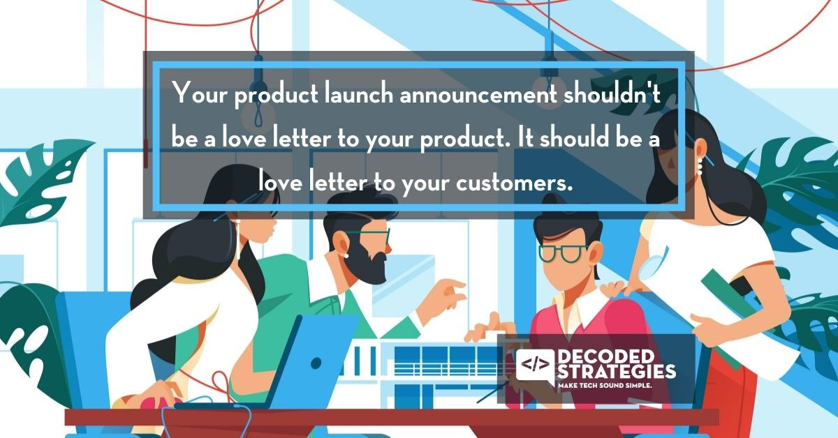 Decoded Blog - Product Launch
